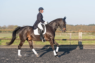 Kathryn Marsh & Ramall Sirus - Dressage Demonstration (View Only)