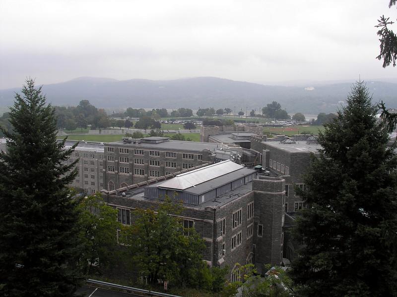 Cadet barracks