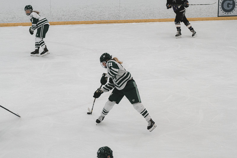 Holy Family Varsity Girls Hockey vs. Waconia, 1/9/20: Libby Kamp '22 (21)