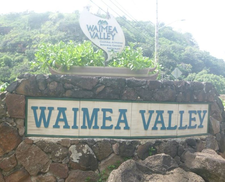 Waimea Valley Botanical Gardens