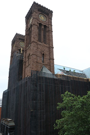 Cathedral Roof Updates 2021