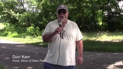 Slice of New Paltz River to Ridge 2018