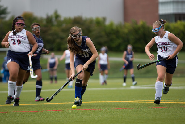 JV Field Hockey