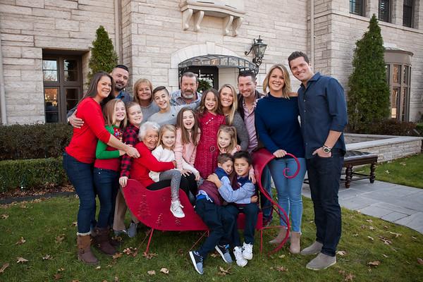 Jackson Family Christmas 2018