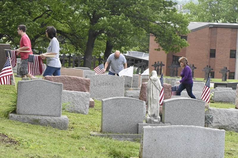 2019 Memorial Day Preparations