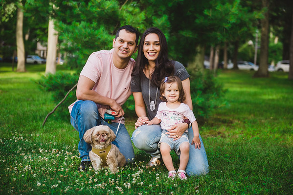 Ensaio Família NY: Larissa e Rogério