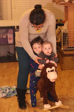 Lola y sus sobrinitos-diciembre 2012-enero 2013