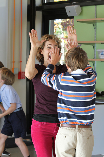 MS Laughter Yoga