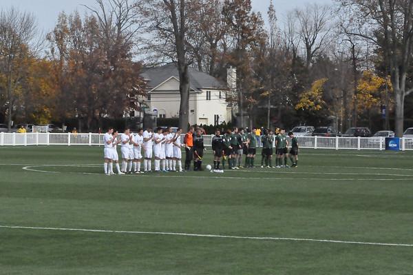 MU Soccer vs Dartmouth - 1st round NCAA