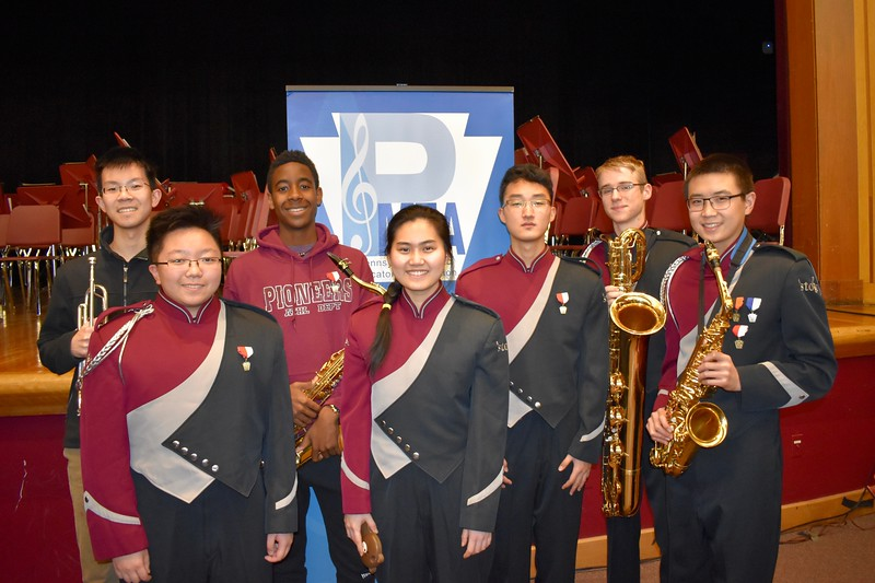 2019_PMEA District Band