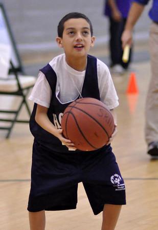 2011 Basketball 3x3 and Skills