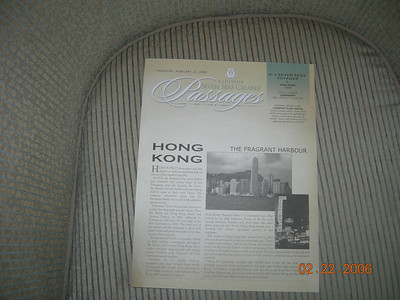 Hong Kong to Singapore