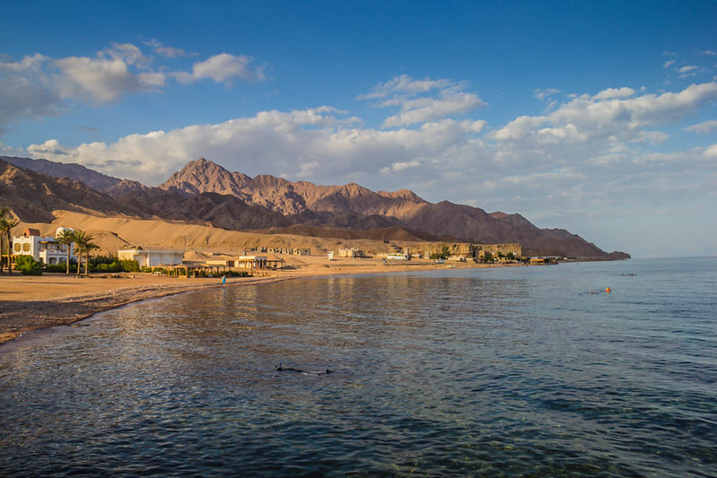 places to visit in Egypt - Dahab - Lina Stock