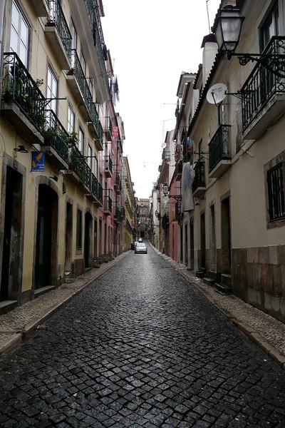 Bairro Alto. Lisbon
