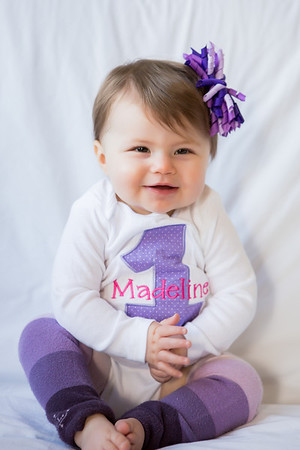 Madeline 1 Year Highlights