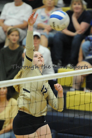 West Albany vs. Lebanon HS Volleyball