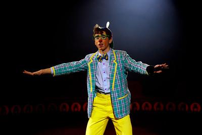 Big Apple Circus 2012 - Legendarium