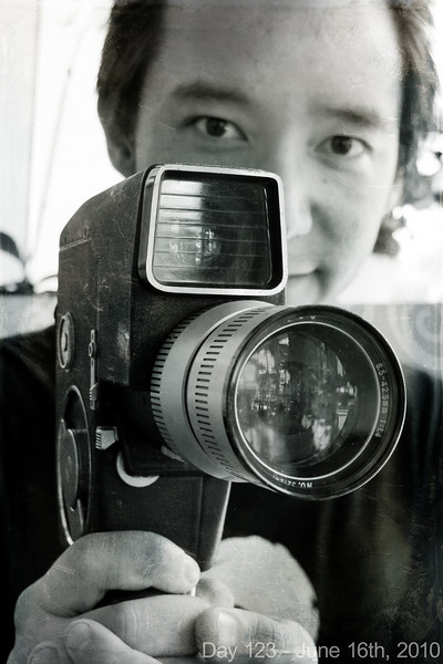 Today, I woke up after roughly 8 hours of sleep, and went to the mall with Kaeo to pick up a few more clothes items. Later, we were joined by Ricky when we went to Antique Alley, the antique shop recommended by Cheyne. I found Kaeo his newest toy - a Canon film camera that shoots 8mm film. We are very excited to get some film and try it out!