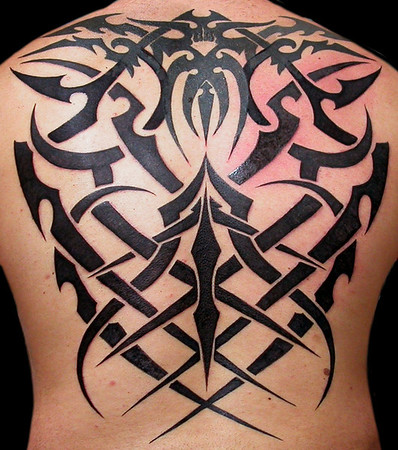 Tribal / Native tattoos