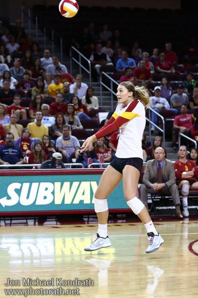 USC v Oregon State 11/10/13