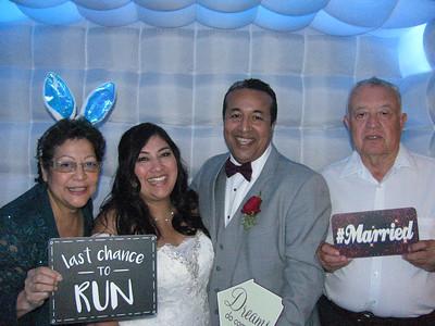 9-8-2018 Hall & Paz Wedding