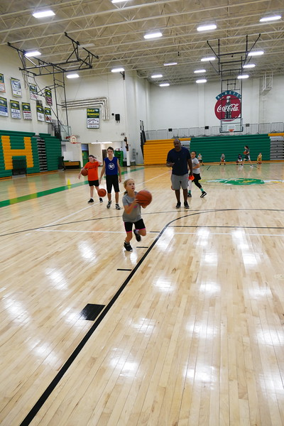 rhea middle school basketball clinic 6 16 18