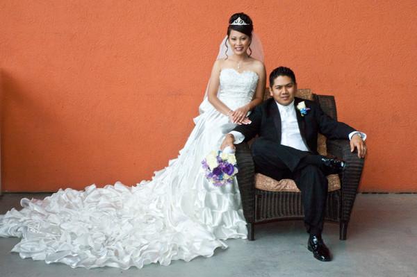 Ruby Lynn & Benjamin's Wedding