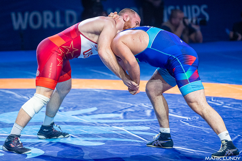 Semifinal: Sharif Sharifov (Azerbaijan) over Kyle Frederick Snyder (United States)  •  Dec 5-2 - 2019 World Championships
