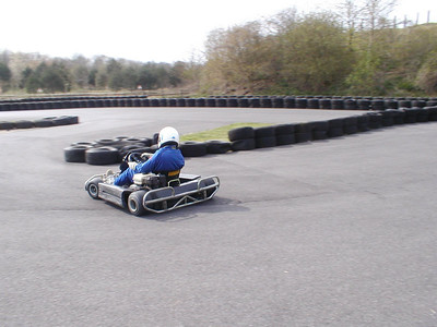 Castle Combe Karting 2003
