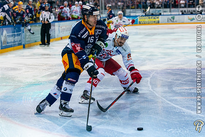 National League: EVZ - SC Rapperswil-Jona Lakers