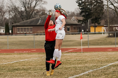 2018 Yorkville Girls Varsity Soccer