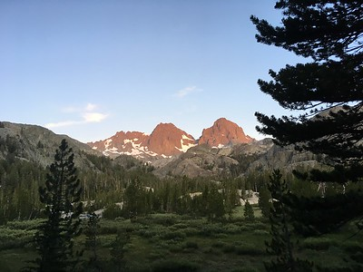 2019 Minarets, Ansel Adams Wilderness
