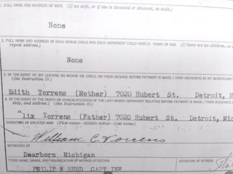 alix torrens spelled wrong on army enlistment paper.jpg