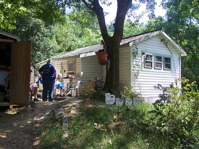 Henard Road Repair-  receiving new home
