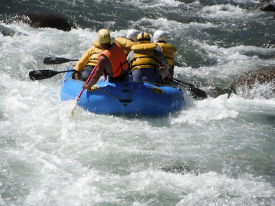 Dominican Rafting