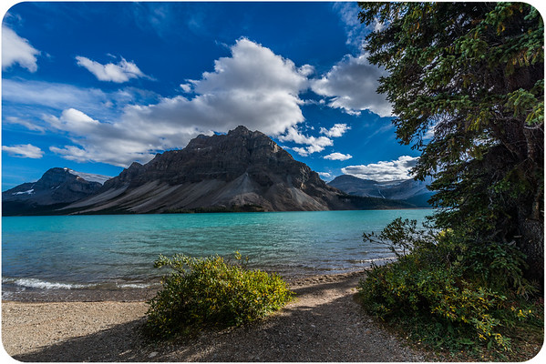 Bow Lake, Icefields Parkway