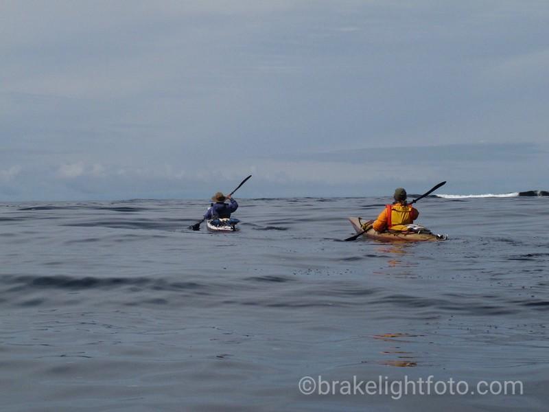 Kayaking Haida Gwaii