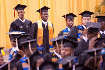 Steve O graduates