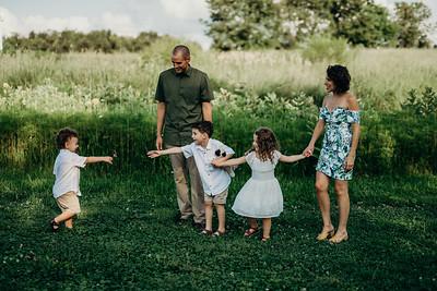 O'Rorke Family 2018
