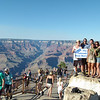 Rockies Researchers at the South Rim of the Grand Canyon
