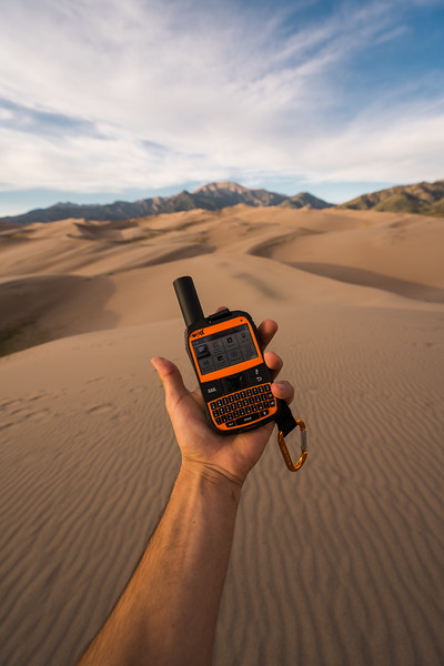 Product Photography | Outdoor Gear | Spot X GPS Device Set Seven