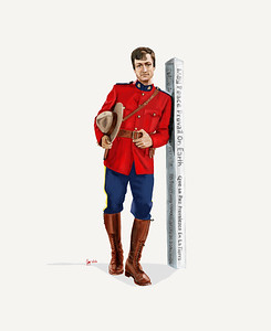Canadian Mountie Number One