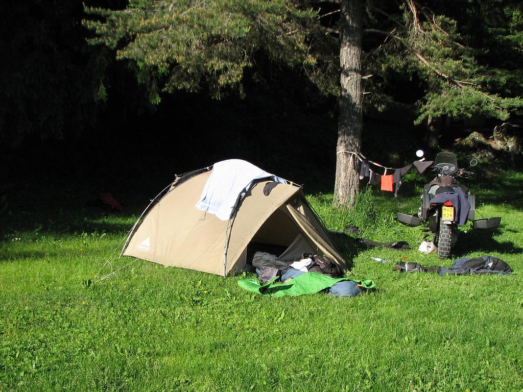 Camping Michelleke