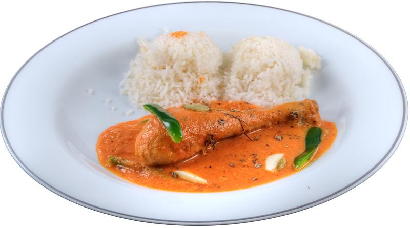 Butter Chicken (Murgh Makhanwala)