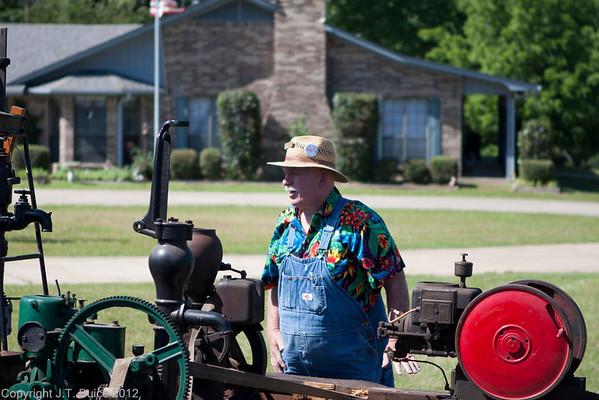 Dwayne Fuller Engine Show 2012