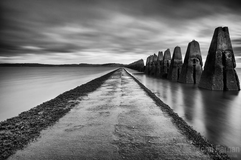 Crammond Sea defences