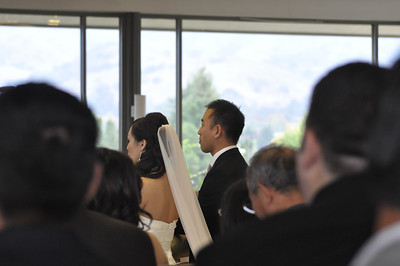 Christine and Taro's Wedding