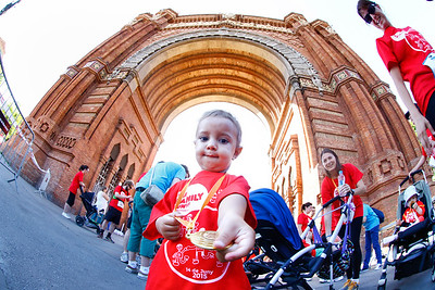 The Family Run Barcelona 2015