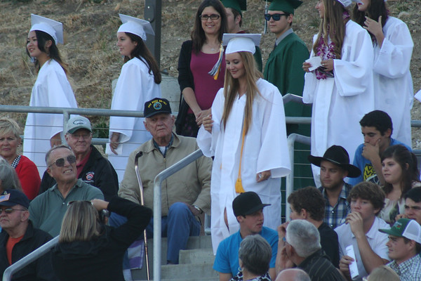 Sydney Roth's High School Graduation - 2013