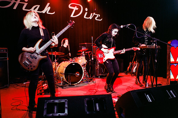Rosegarden Funeral Party @ THe High Dive (Seattle Oct 9 2018)